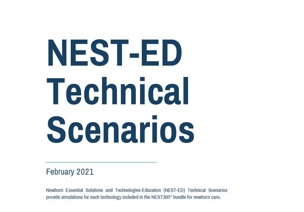 Technical Scenarios