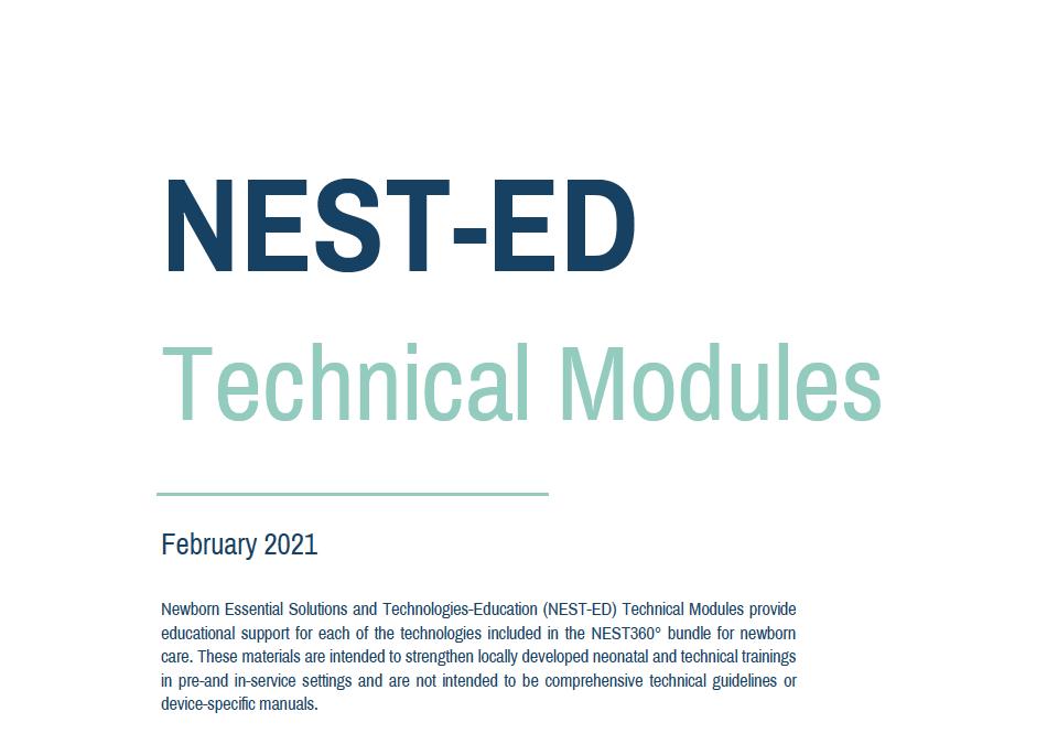 Technical Modules