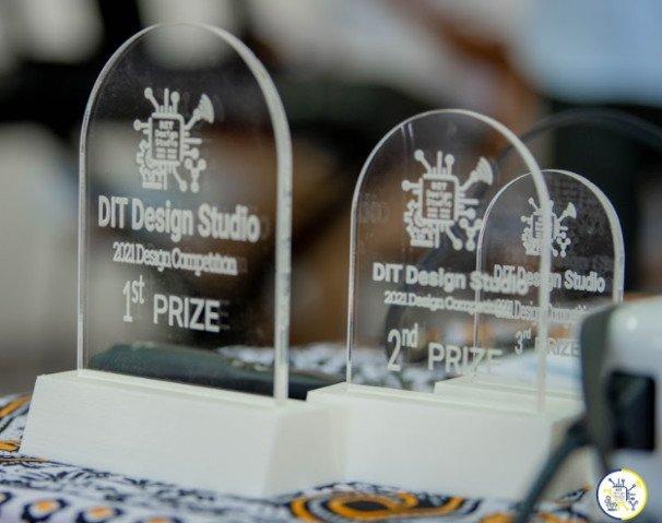 BubbleCPAP machine wins DIT Design Competition